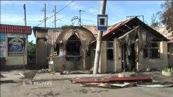 Жители Славянска обвинили армию в разрушении домов