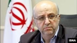 رکنالدین جوادی، معاون وزیرنفت و مدیرعامل شرکت ملی نفت ایران