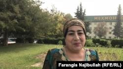 Fotima Sharipova says the attack ruined Norak's name.