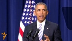 Obama Calls For Stronger Nonmilitary Measures Against Extremism