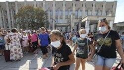Армянск: жизнь после химической атаки