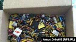 Baterije za recikliranje