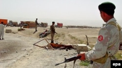 The situation along the Afghan-Pakistani border has become increasingly tense.
