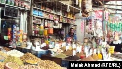 بضائع من كل حدب وصوب في الأسواق العراقية