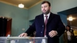 "Separatist leader Denis Pushilin: ""A course toward the Russian Federation will be continued."""