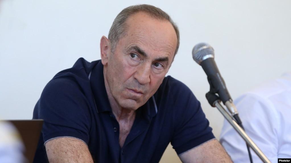 Адвокаты Кочаряна подали кассационную жалобу на отмену решения об обращении в Конституционный суд