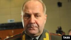 Igor Sergun, fostul director al serviciului de informații rusesc GRU