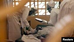 بیشترین شمار قربانیان بیماری تا کنون به لیبریا (در تصویر) تعلق دارد