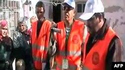 Сирија - посматрачи на Арапската Лига