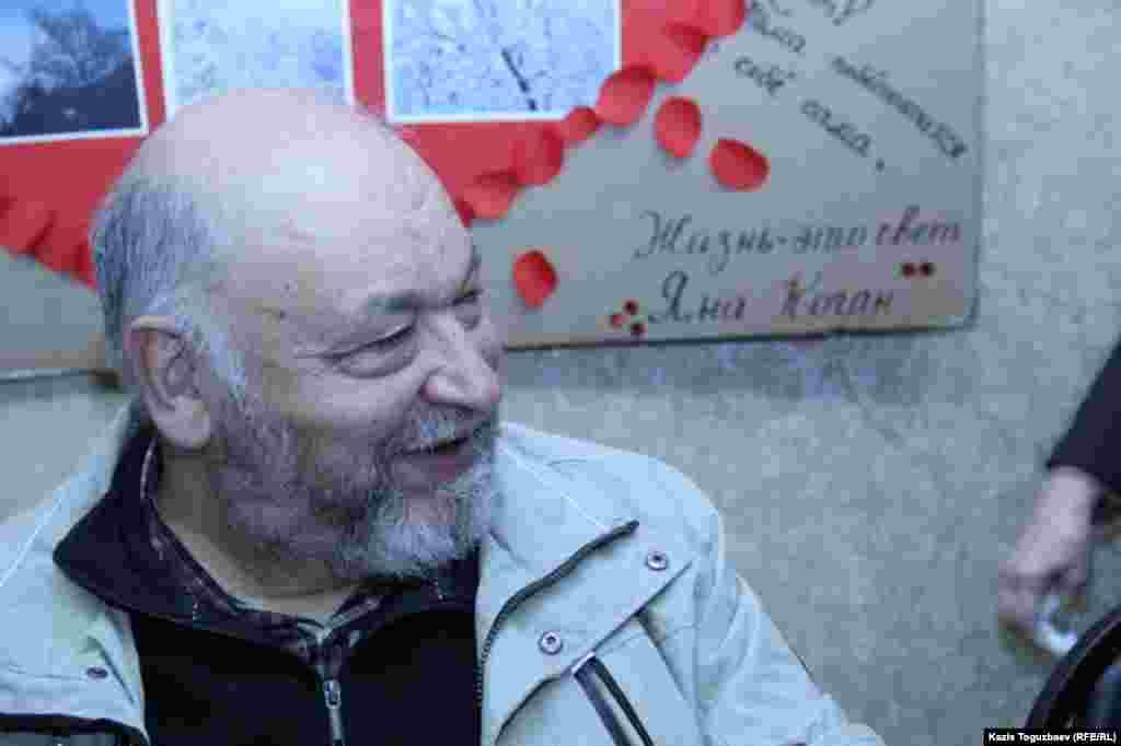 Қазақстандағы еврей ұлттық ұйымдары «Мицва» ассоциациясының президенті Александр Барон.