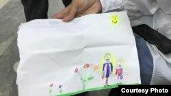 Рисунок детей Анжелы Канаевой