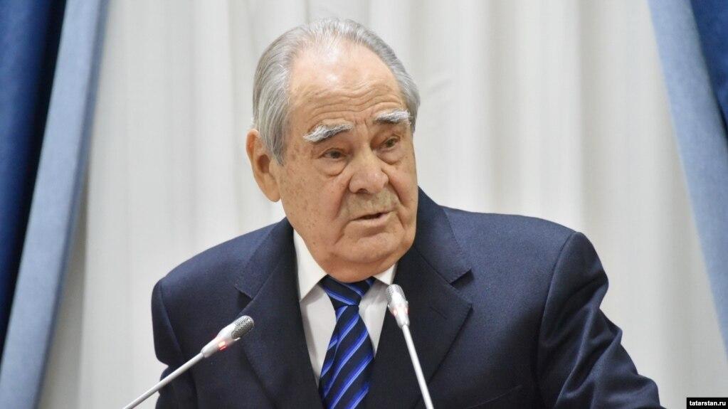 Миңтимер Шәймиев