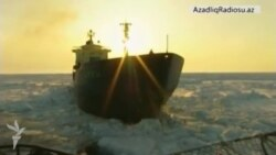 Oxot dənizində batan gəmidən azərbaycanlılar xilas edilib