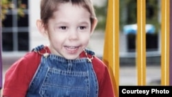 U.S. -- 3 years old Max Shatto (Maxim Kuzmin). Russia's Investigative Committee said Monday that it had questions about the death of an adoptee authorities identified as Maxim Kuzmin.