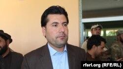 عبدالبصیر مُرشد رئیس مبارزه با مواد مخدر کندز