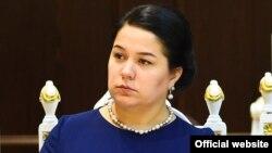 Озода Рахмон, Тәжікстан президенті Эмомали Рахмонның қызы.