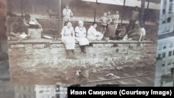 """Долгий путь в Кемерово. Фото предоставлено музеем """"Красная Горка"""""""