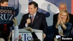 Ted və Heidi Cruz