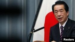 Жапония премьер-министрі Наото Кан