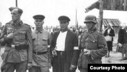 Гитлеровцы и коллаборанты. Иллюстративное фото.
