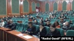 Рӯзи 13-уми декабр дар Душанбе зимни як нишаст ҷанбаҳои муосири пешгирии бемориҳои дил баррасӣ шуд.