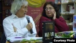 "Презентация книги Мураталиева ""Мария и Идол"" в Москве, 2011"