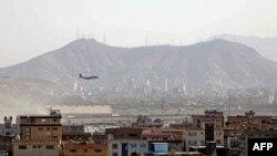 Украина завершила эвакуацию 28 августа, доставив из Афганистана шестью авиарейсами более 600 человек