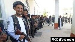 د طالبانو ۱۵۰ کسیز ډله له افغان دولت سره یوځای شوې ده