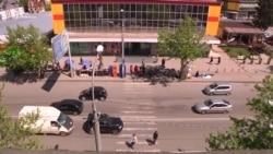 Кутаиси: магазины против уличных торговцев