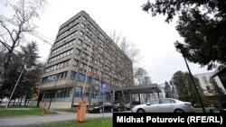 Zgrada Narodne skupštine RS u Banjaluci