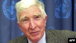 John Updike în 2009 la vîrsta de 76 de ani