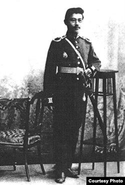 """""""Алашорда"""" қайраткері Халел Досмұхамедов."""