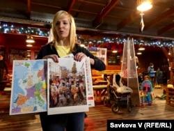 Координаторка проекту Анна Єшаткова розповідає про традиції святкування Різдва в Україні