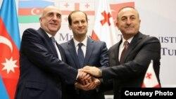 Пятая по счету встреча министров иностранных дел Грузии, Турции и Азербайджана в формате регионального сотрудничества прошла вполне традиционно. Фото: МИД Грузии