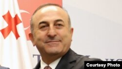 Турскиот министер за надворешни работи, Мевлут Чавушоглу