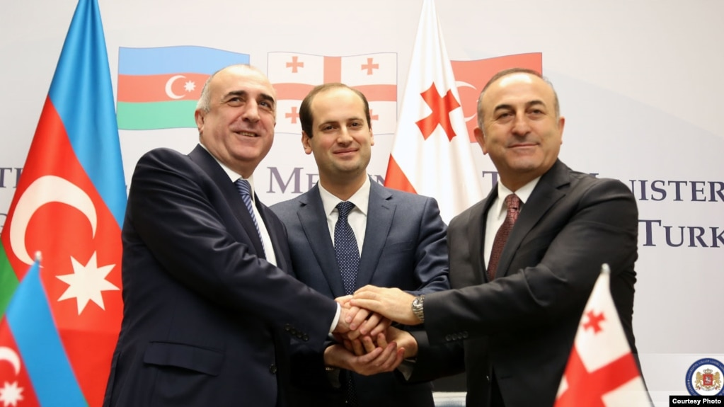 Глава мид турции в азербайджане