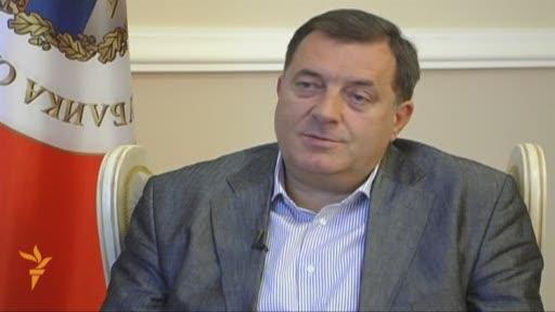 Dodik: Ne znam kada će kriza biti gotova
