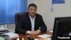Аскар Шабданов