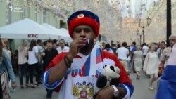 Москва футбольная