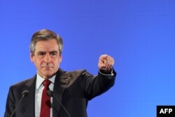 Francois Fillon is a former prime minister who struck up a friendship with Putin while he was in power.