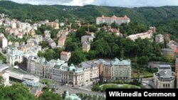 Czech Republic -- Karlovy Vary