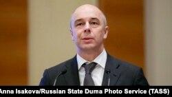 Орусиянын каржы министри Антон Силуанов.