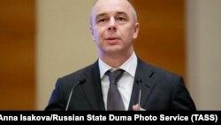 Міністр фінансів Росії Антон Силуанов (на фото) у 2016 році був найбільш високооплачуваним міністром у цій країні
