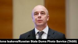 Министр финансов Росии Антон Силуанов