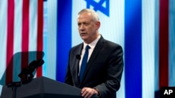 Министерот за одбрана на Израел, Бени Ганц