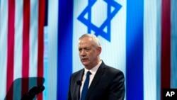بینی گانتس وزیر دفاع اسرائیل