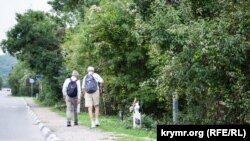 Крымская Швейцария. Путешествие по Байдарской долине (фотогалерея)