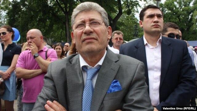 Лидер Либеральной партии Молдавии Михай Гимпу