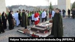 Акція українсько-польського примирення, Львів, 1 листопада 2013 року