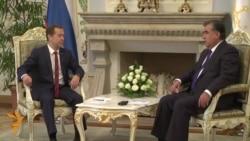 Tajik President Raises Baby Death Case With Medvedev